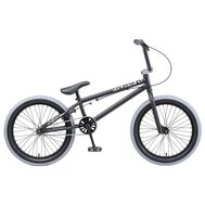 "Велосипед BMX Tech Team Mack 20"" черный 2020"