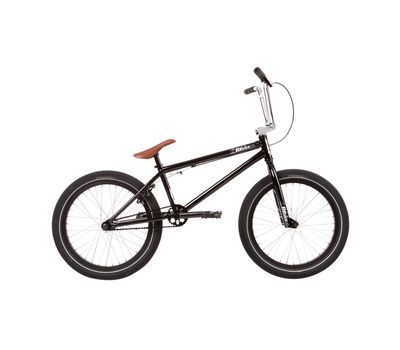 BMX велосипед Fitbikeco ONE Black 2020